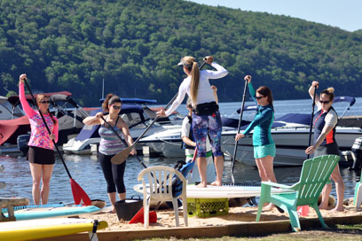 Group SUP Classes